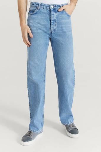 Just Junkies Jeans Wider Used Blue Blå
