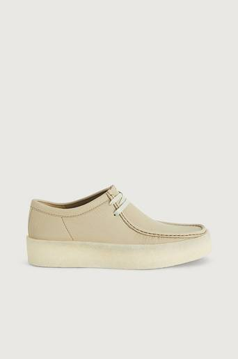 Clarks Boots Wallabee Cup Natur  Male Natur