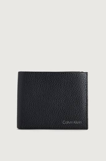 Calvin Klein Plånbok Warmth Bifold 5CC W/Coin Svart