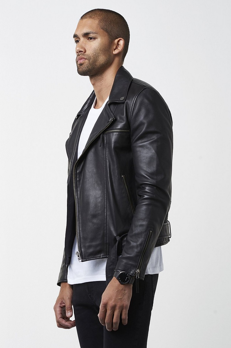 Jakke Stevie Leather Jacket