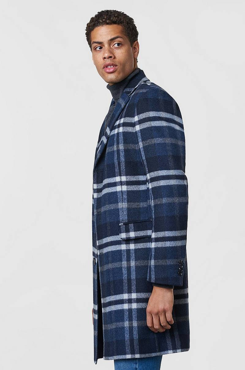 Lambton Wool Coat