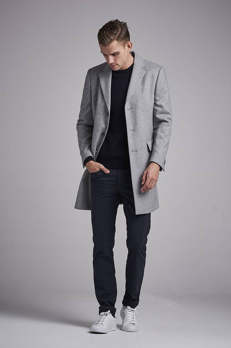 Frakke Lambton Wool Coat