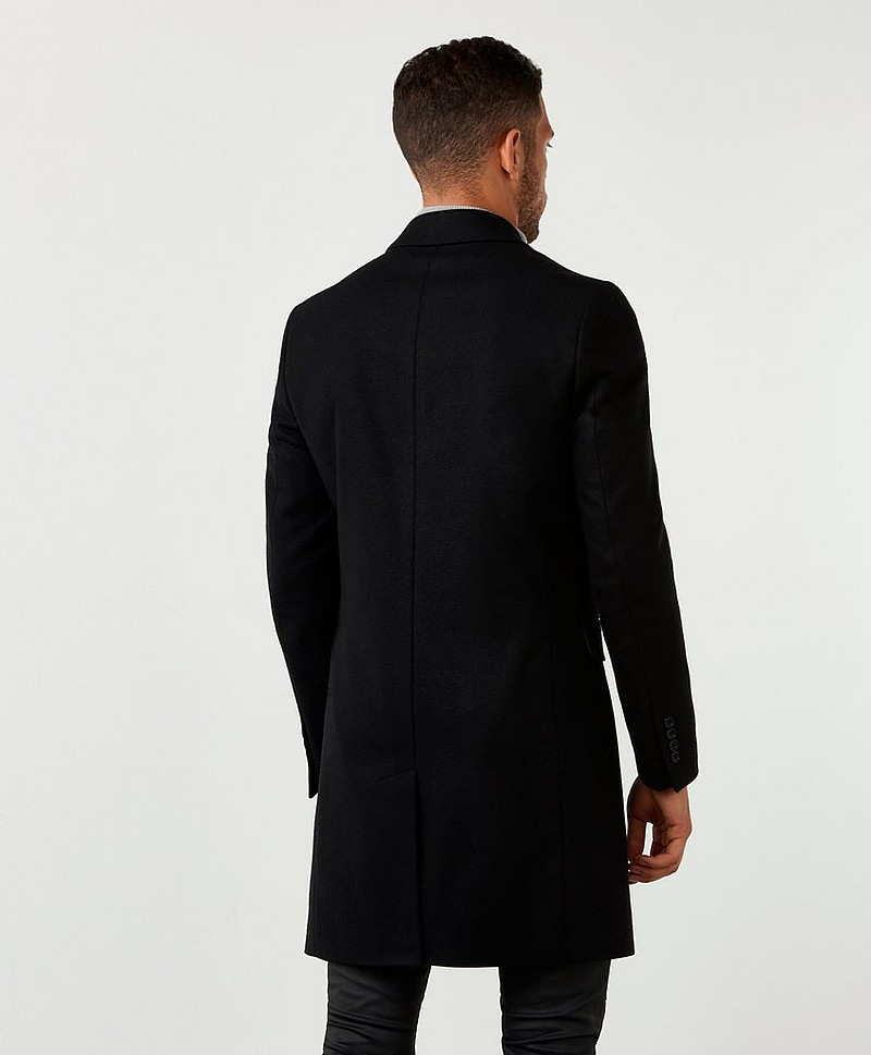 Rock Lambton Wool Coat