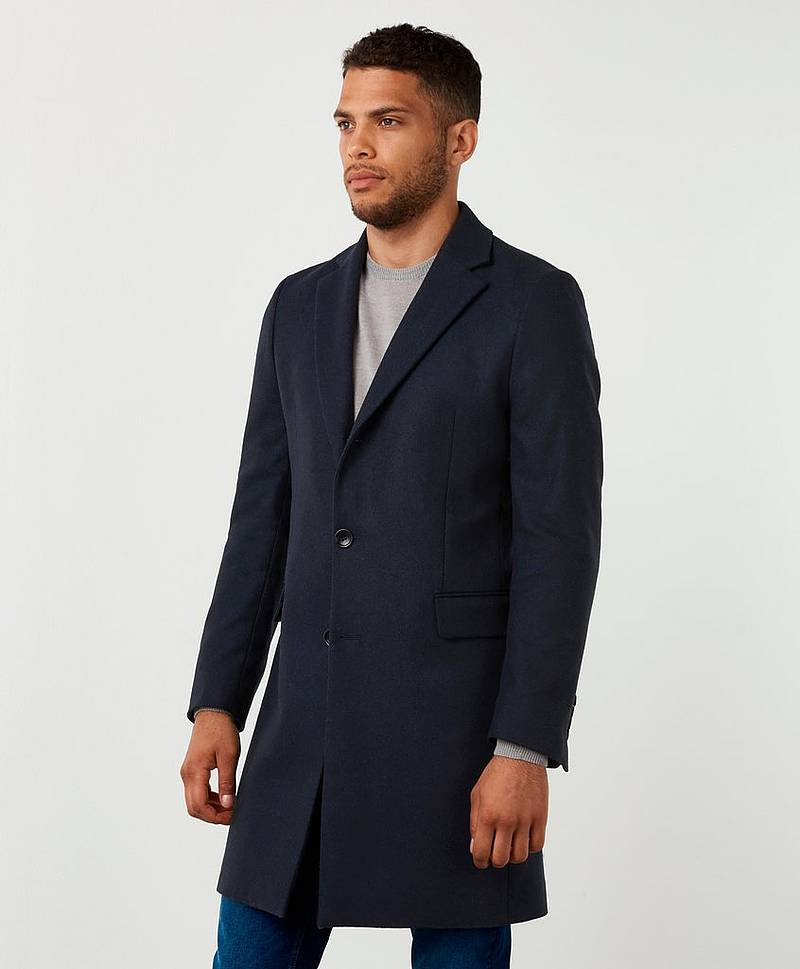 Frakk Lambton Wool Coat