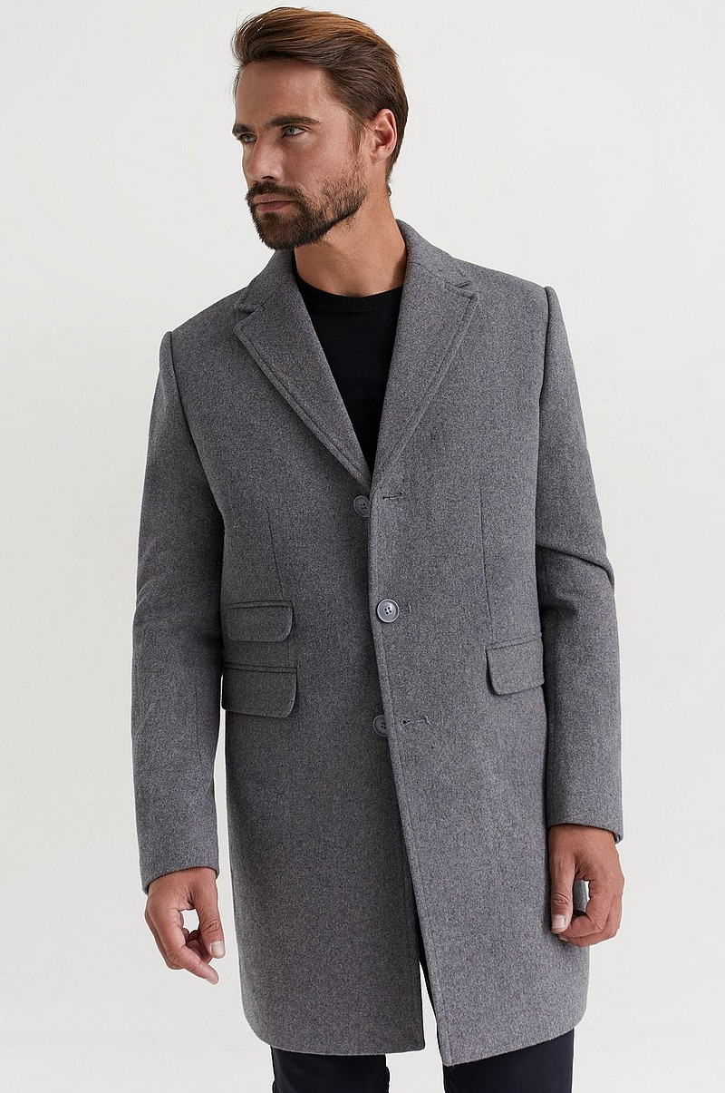 Rock Mid Length Coat