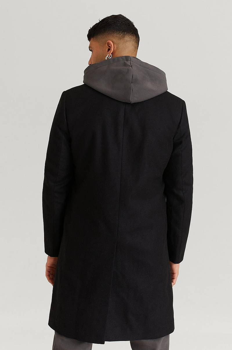 Frakke Dean Wool Coat