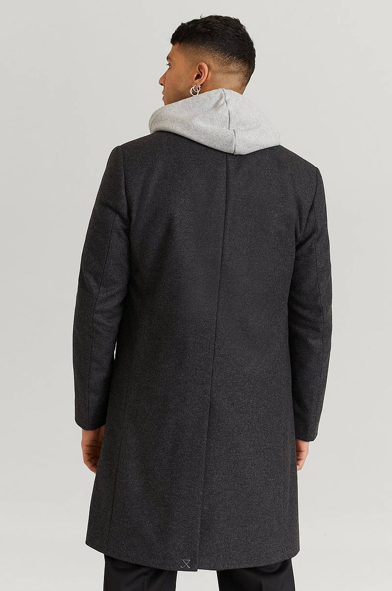 Rock Dean Wool Coat