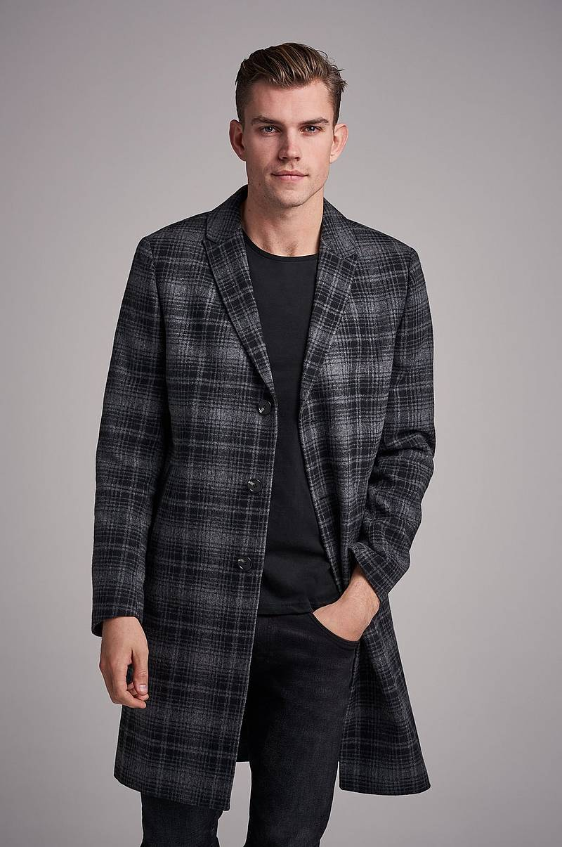 Frakk Dean Wool Coat