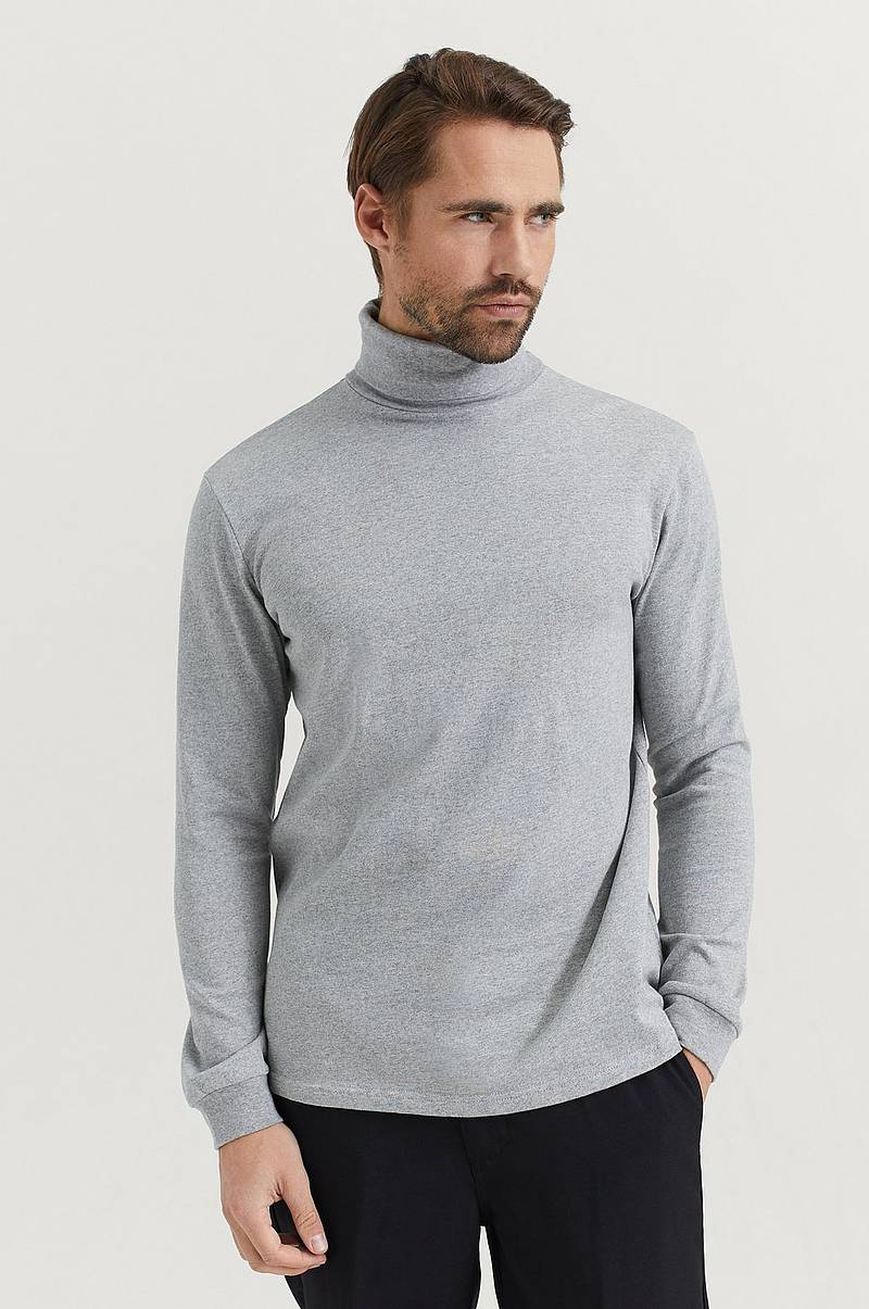 Rullekravetrøje David Roll Neck