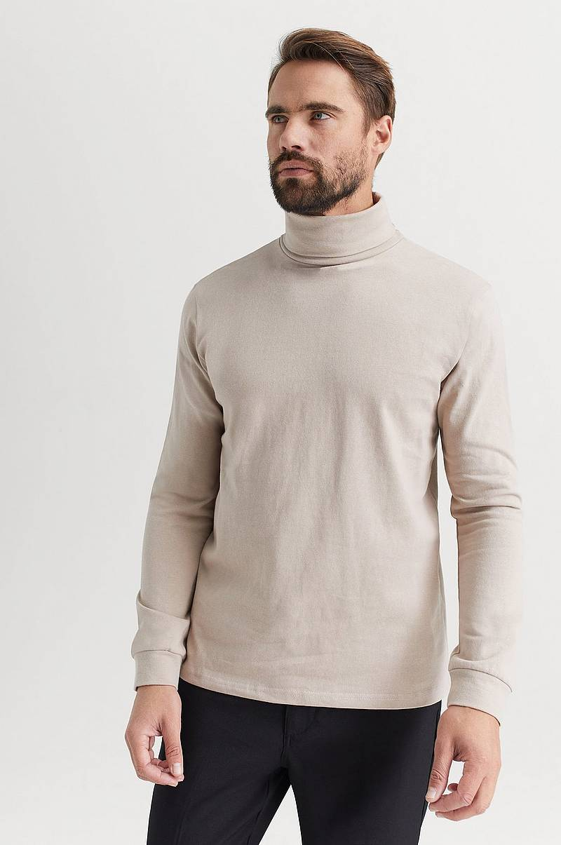 Pologenser David Roll Neck