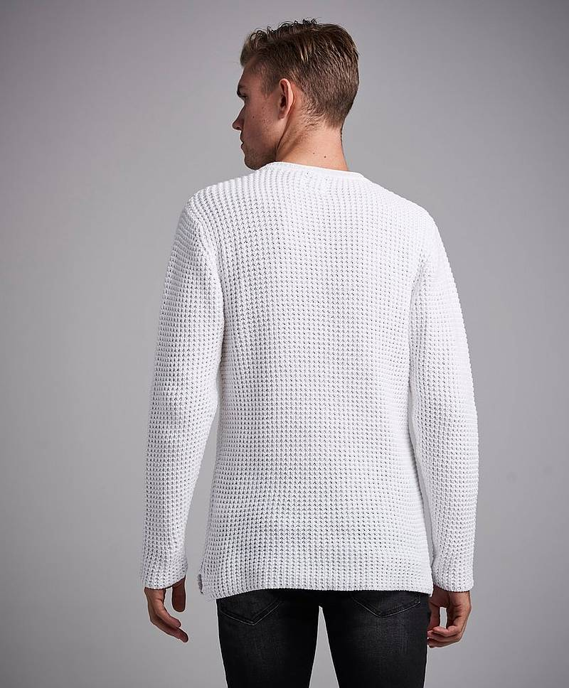 Neulepusero Donaldson Knitted Sweater