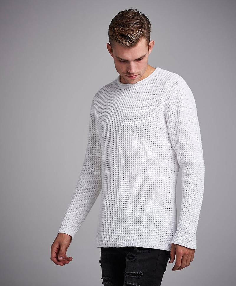 Striktrøje Donaldson Knitted Sweater