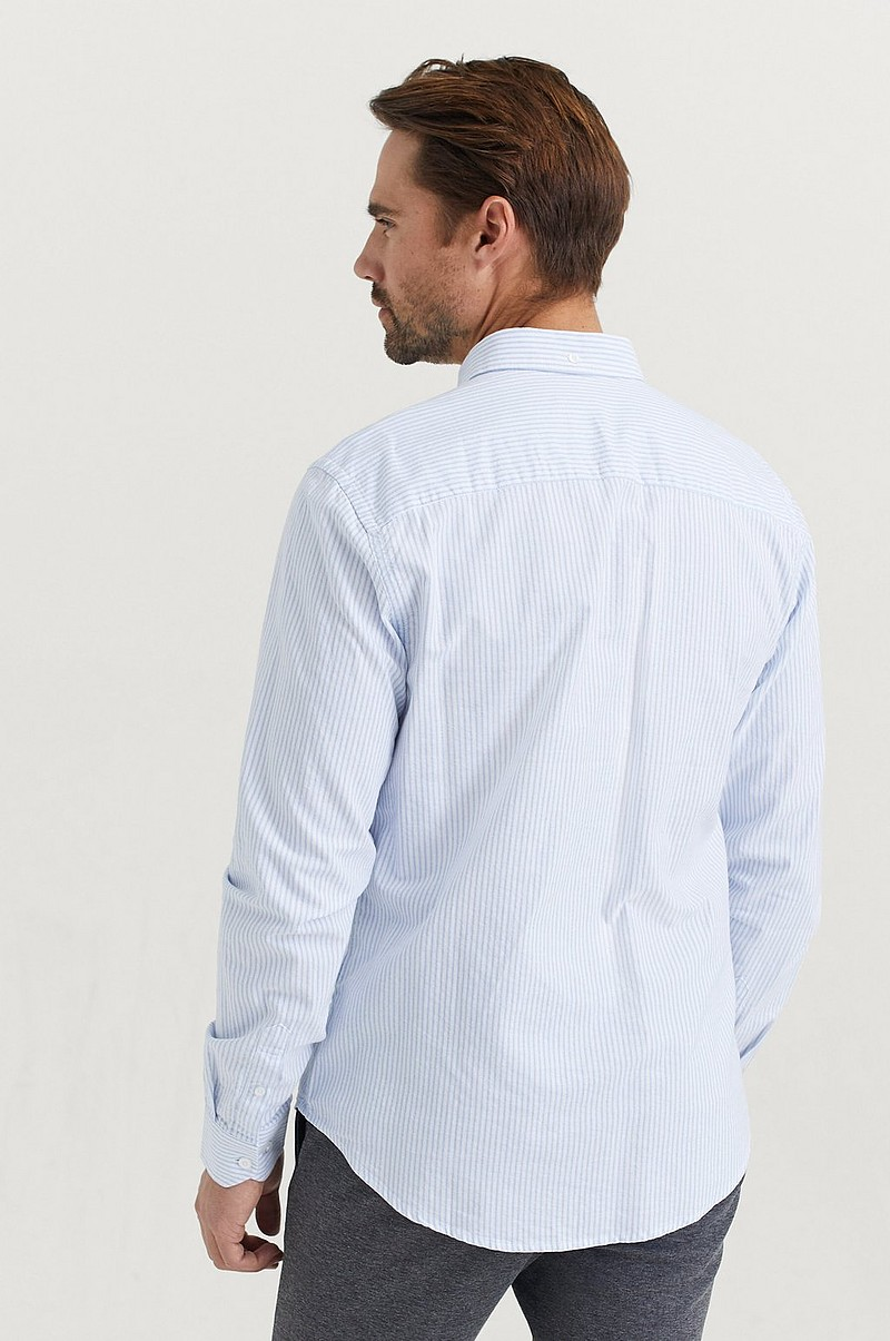 Skjorte Melker Oxford Shirt