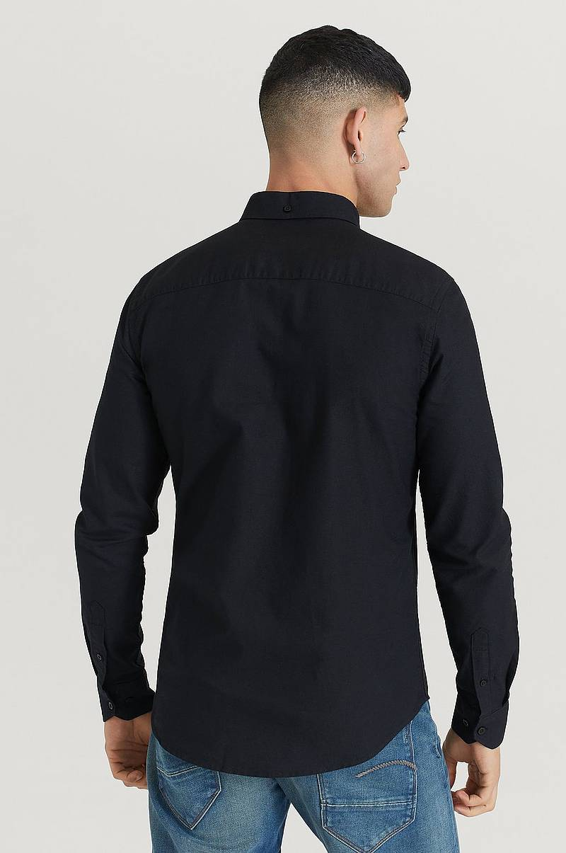 Skjorta Melker Oxford Shirt