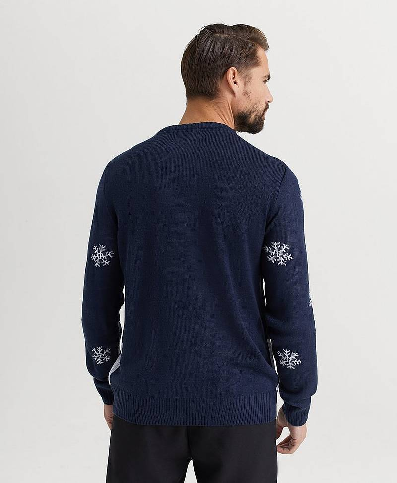 Strikket genser Christmas Sweater