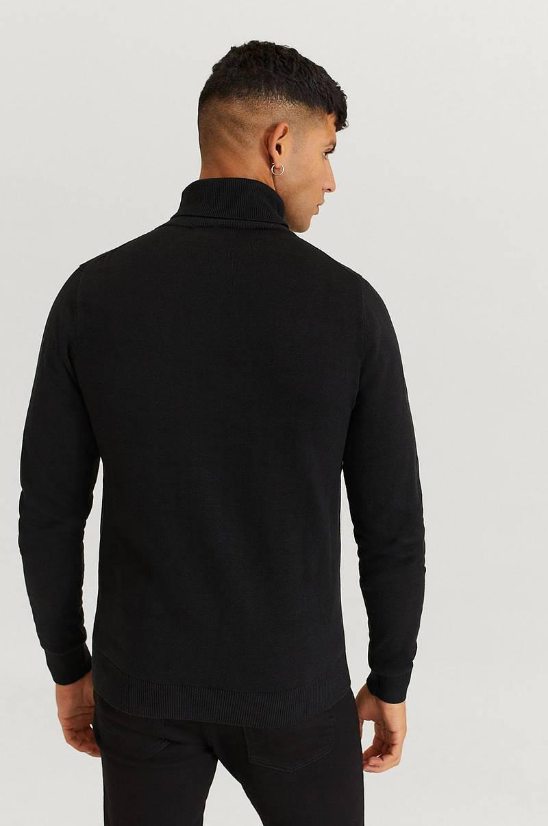 Polotröja Craven Roll Neck
