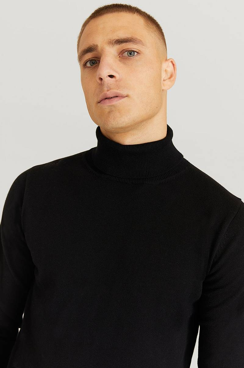 Craven Roll Neck