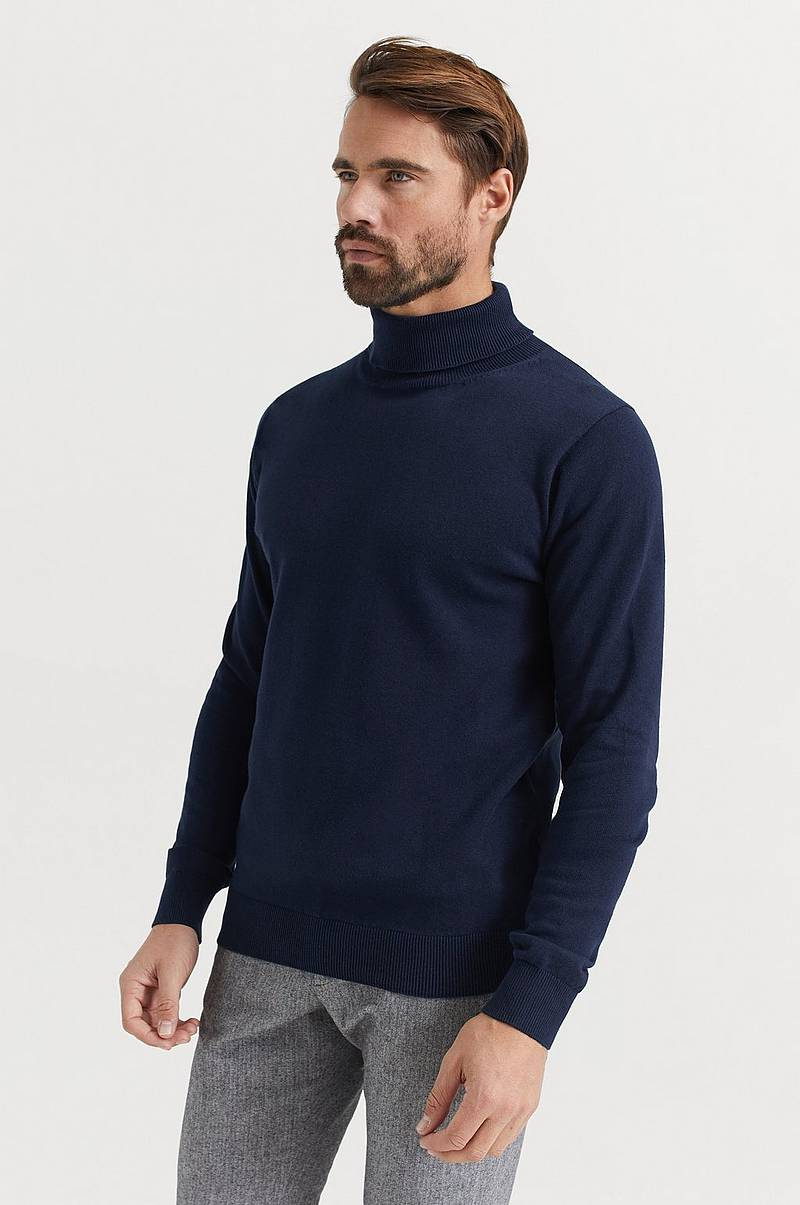 Rullekravebluse Craven Roll Neck
