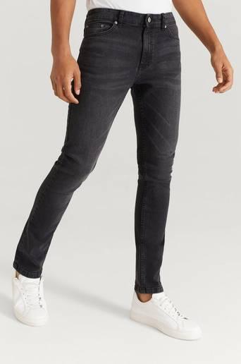 William Baxter Jeans Ted Slim Fit Svart