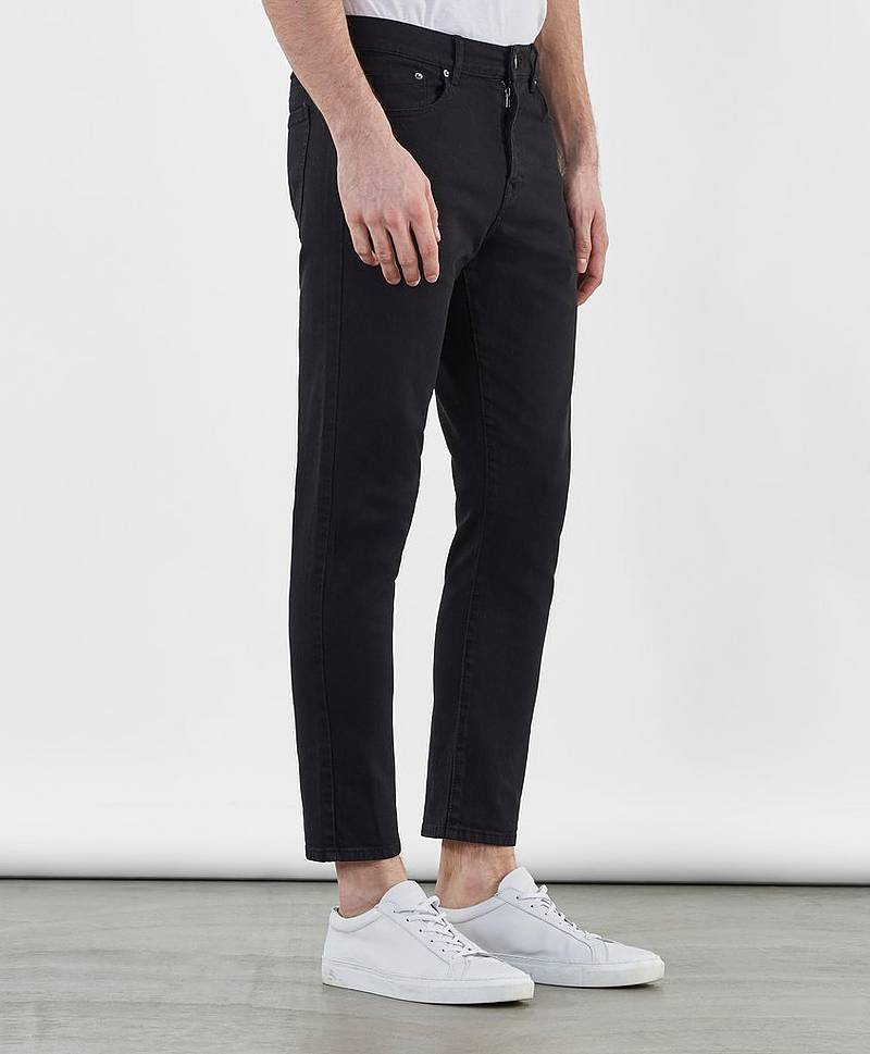 Ted Cropped Jeans
