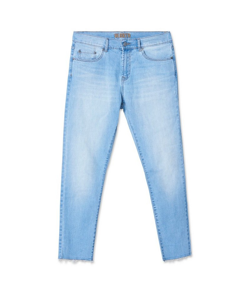 Jeans Ted Cropped Jeans