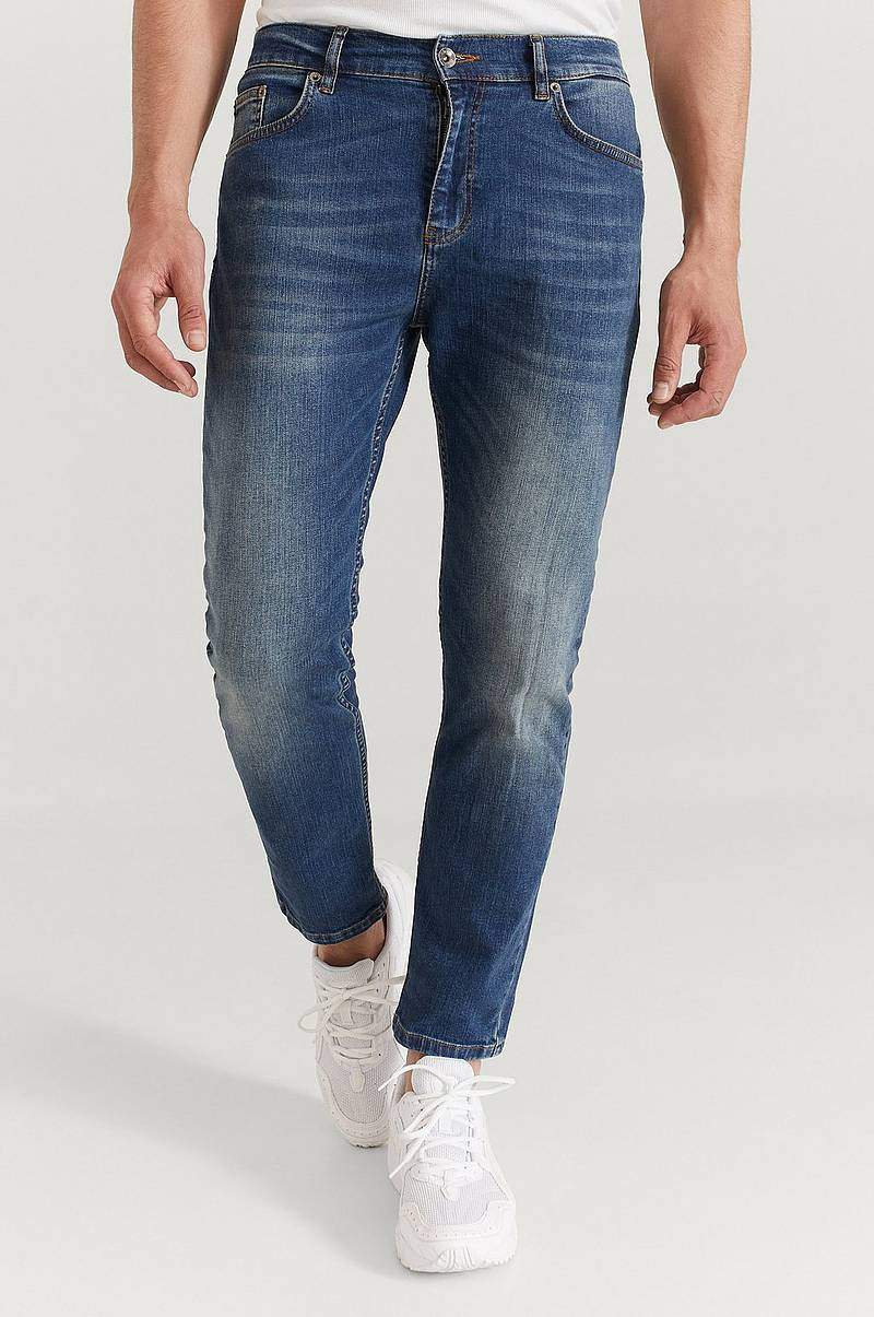 Jeans Tapered Denim