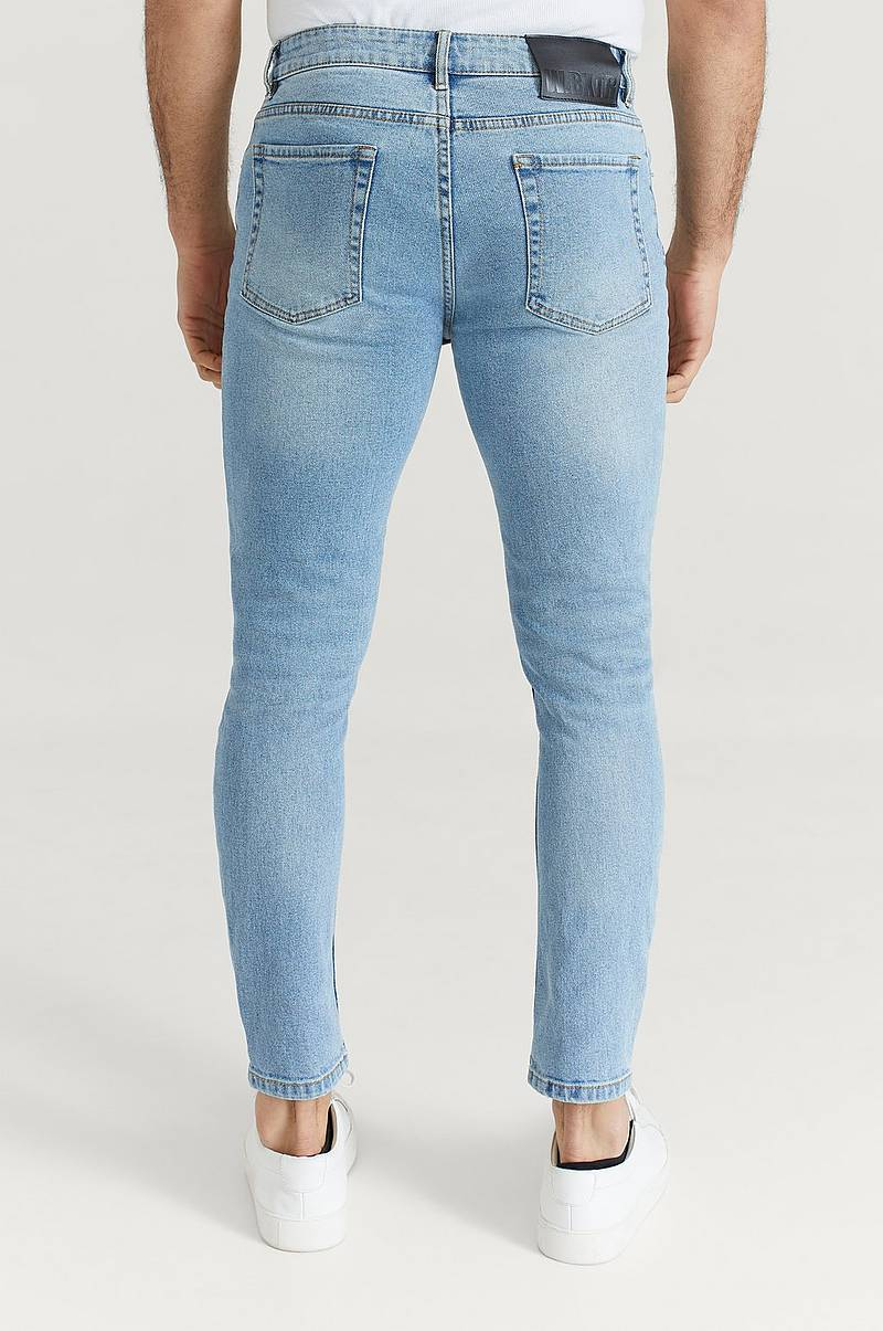 Jeans Toby Skinny Cropped Jeans