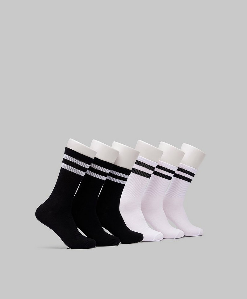 Strumpor Tube Socks 6-Pack