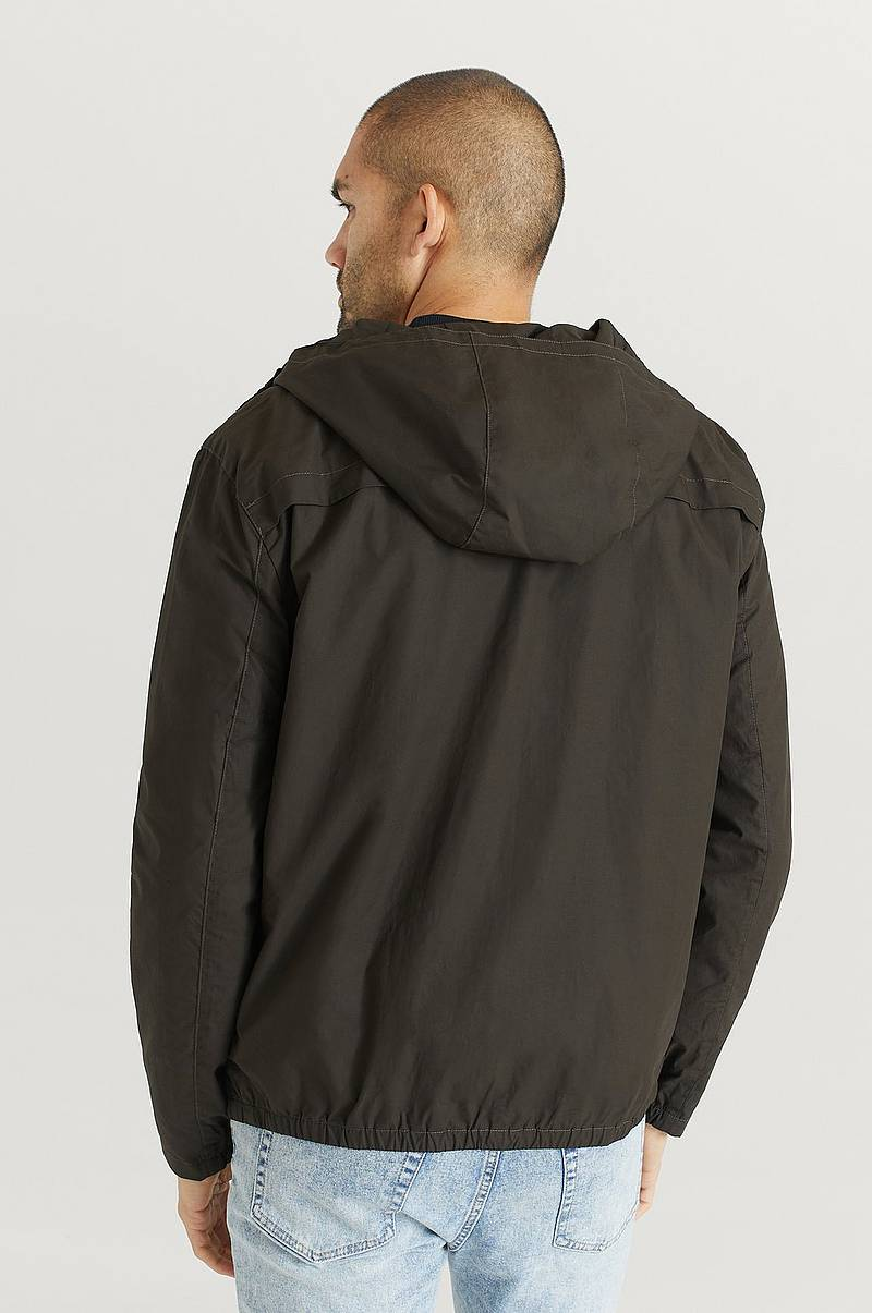 Jacka Full Zip Anorak