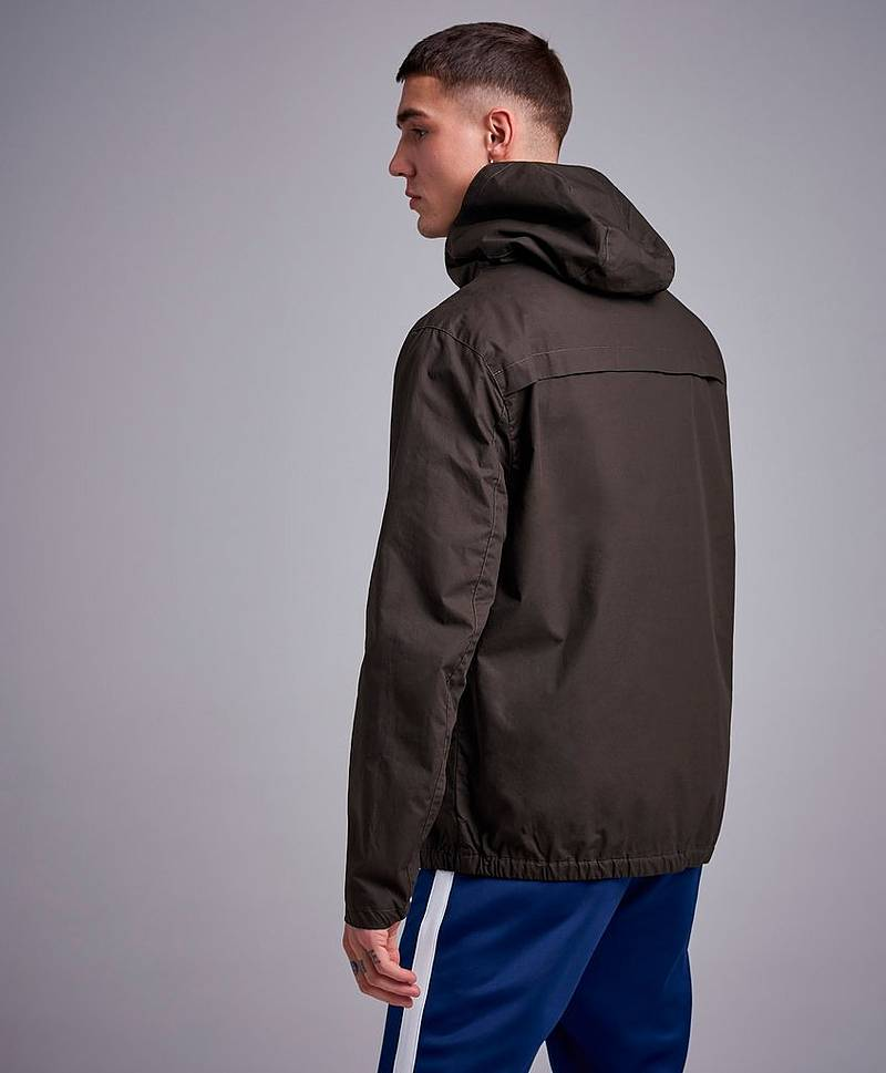 Full Zip Anorak