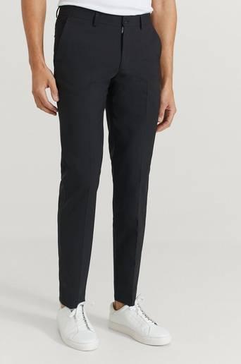 Studio Total Byxor Tyler Suit Trousers Svart