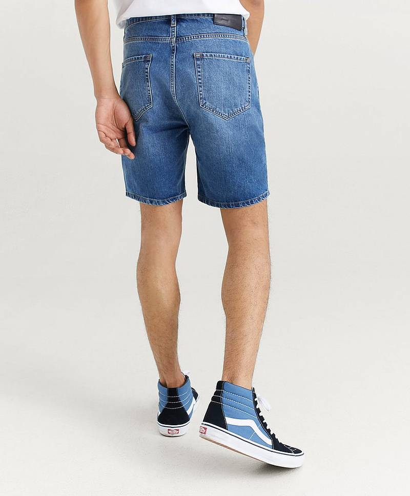 Denimshorts Clean Denim Shorts