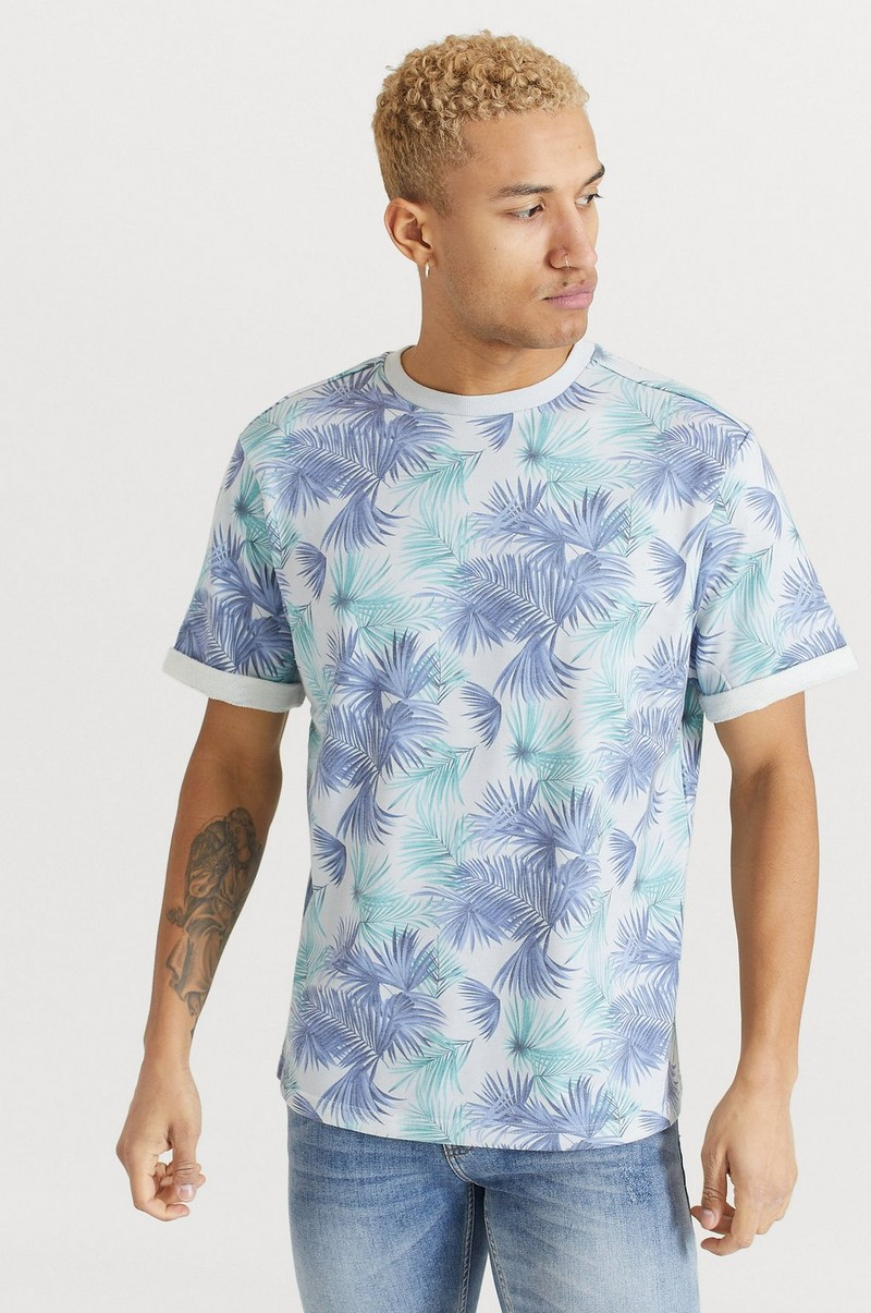 T-shirt Botanical Relaxed Tee