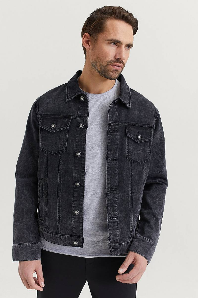 Farkkutakki Everyday Denim Jacket