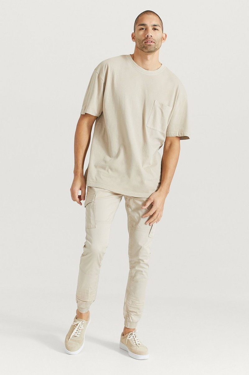 T-shirt Loose Washed Tee