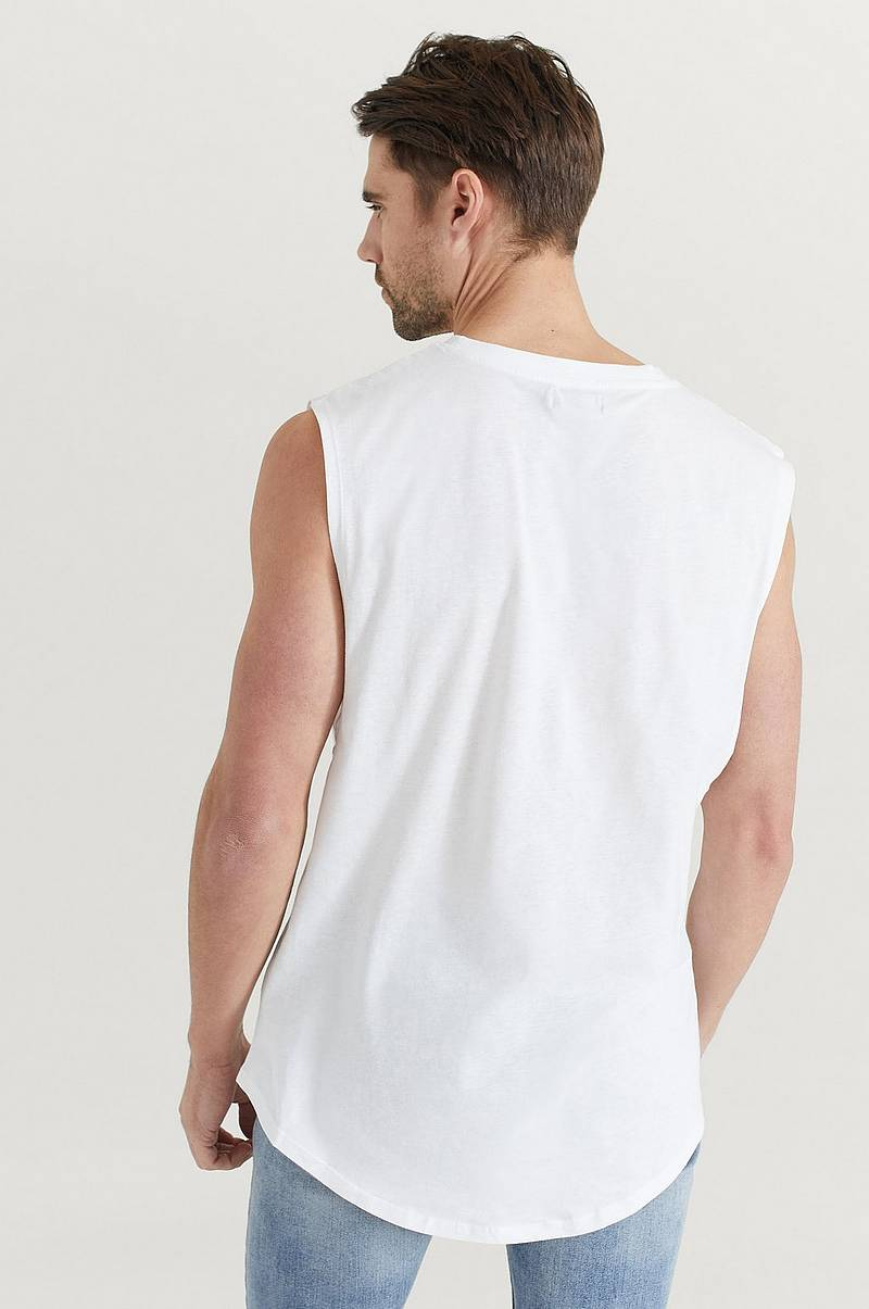 Singlet Basket Tank Top