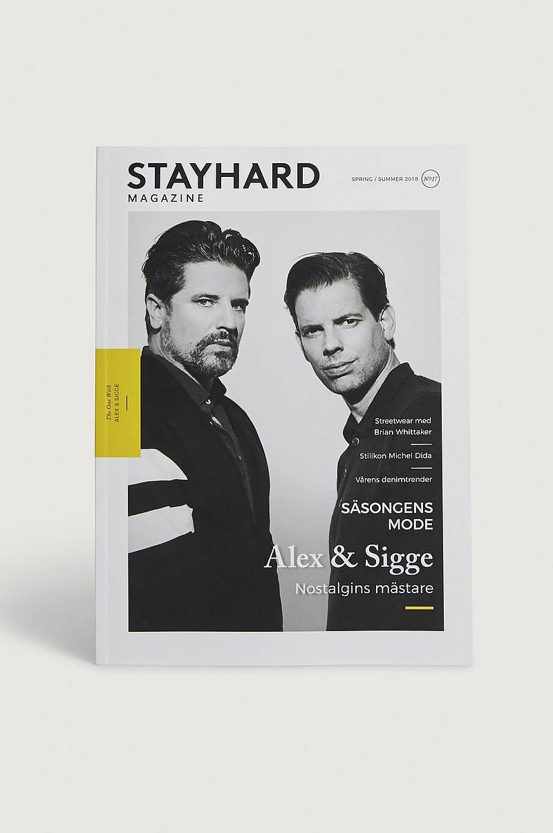 Stayhard Magazine