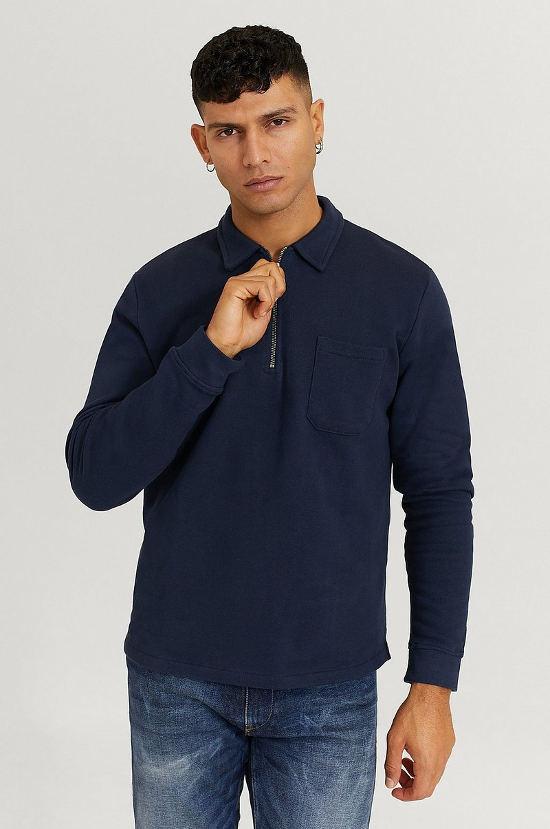 Sweater 1/2 Zip Sweater.