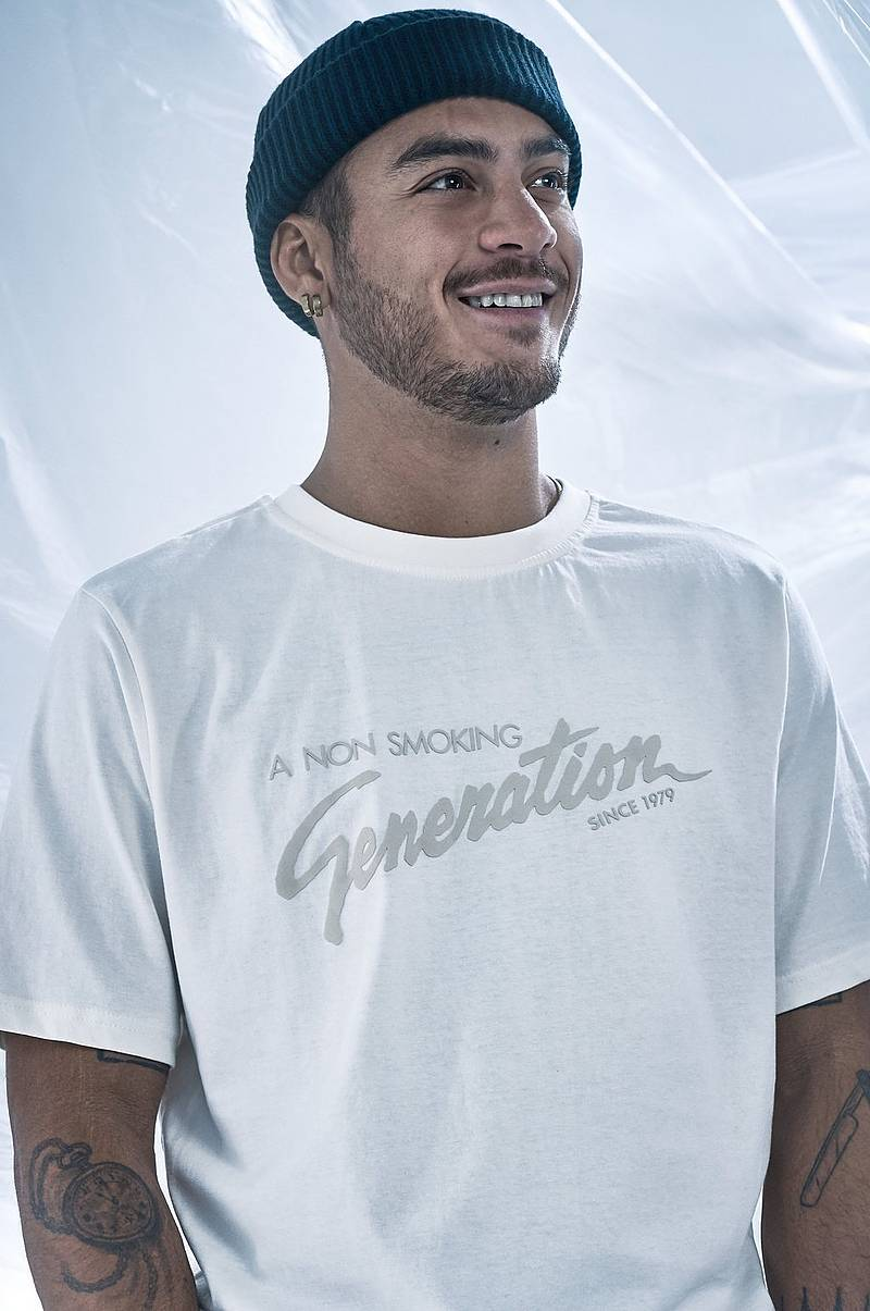 T-shirt Non Smoking Generation Tee