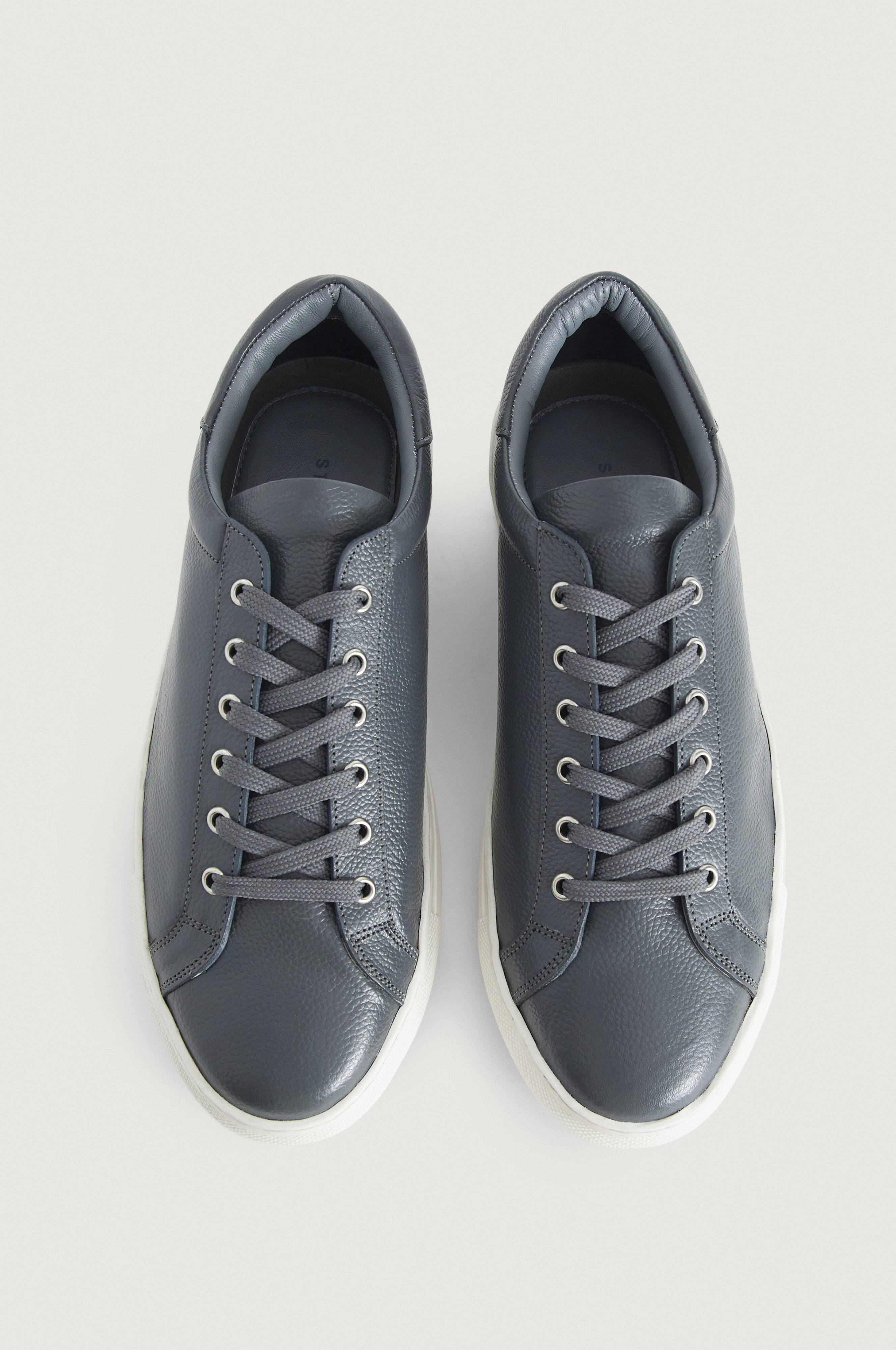 Studio Total Sneakers Norton Classy Grå Sko Stayhard.no