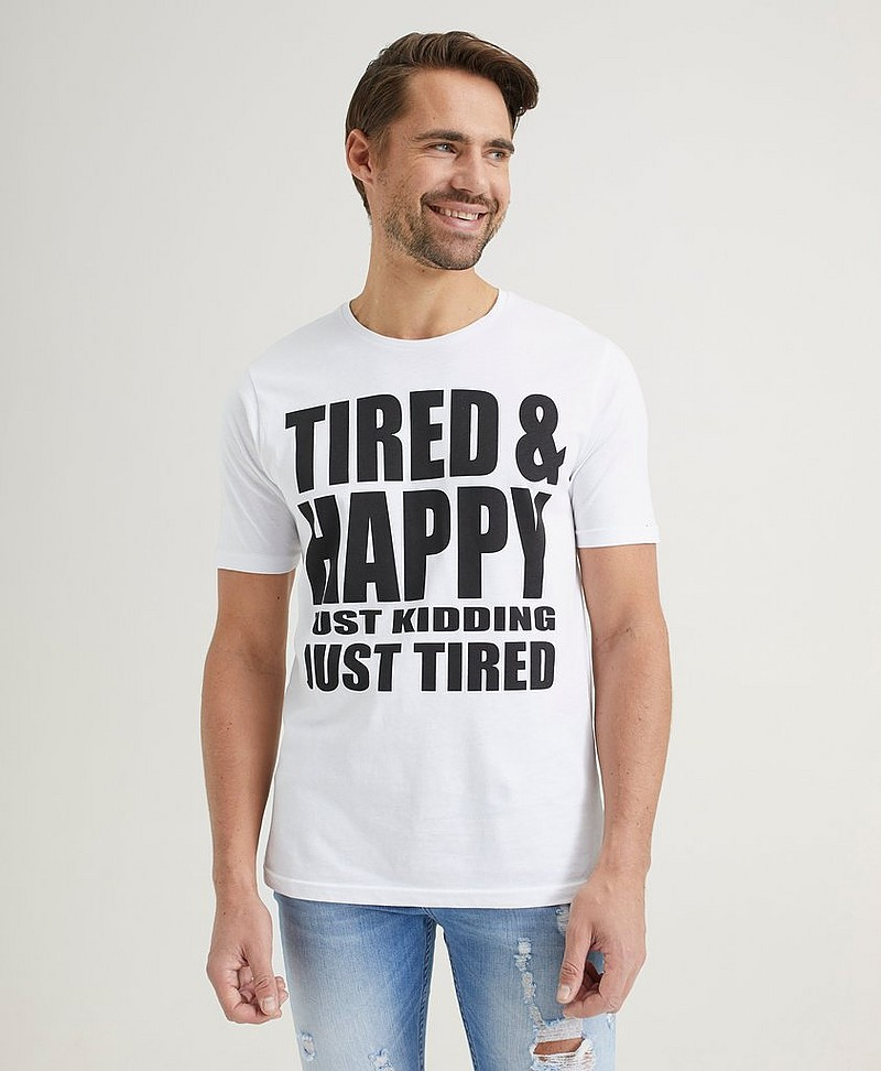 T-Shirt Happy Sorry T-Shirt