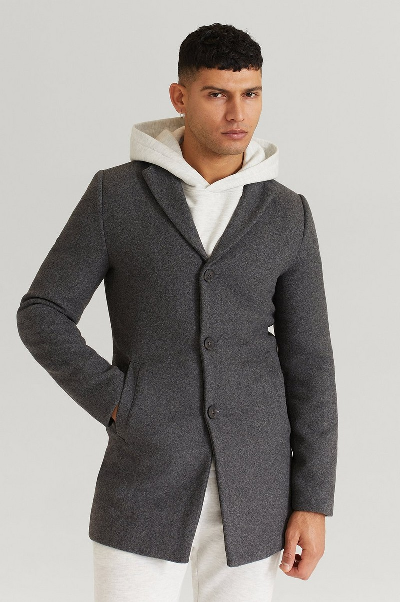 Frakk Slim Coat