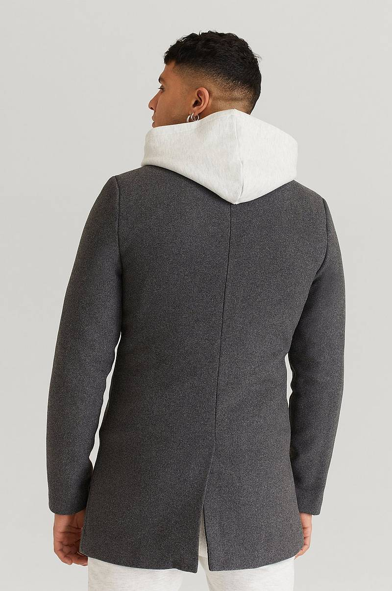 Frakke Slim Coat