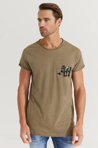 Bilde av Adrian Hammond T-shirt Hammond Tee Grønn