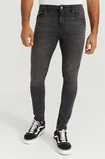 William Baxter Jeans Toby Skinny Svart