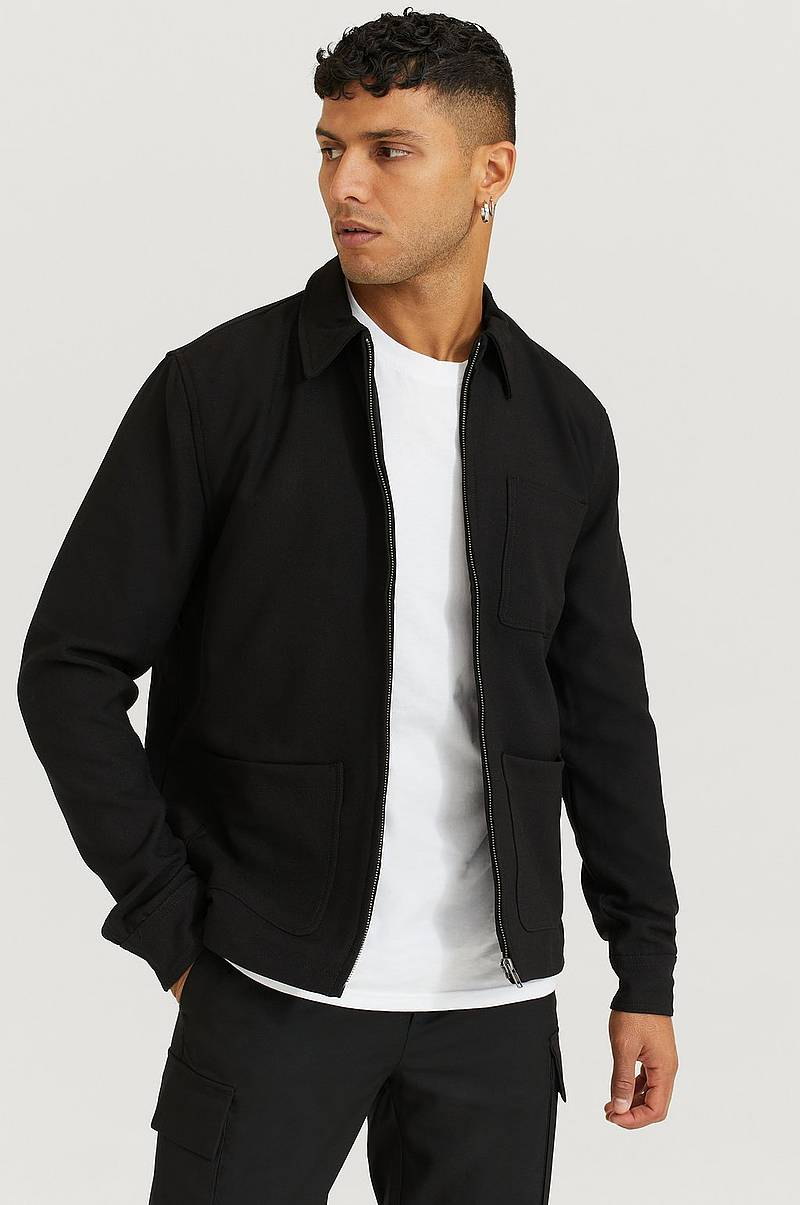 Paitatakki Everyday Zip Overshirt