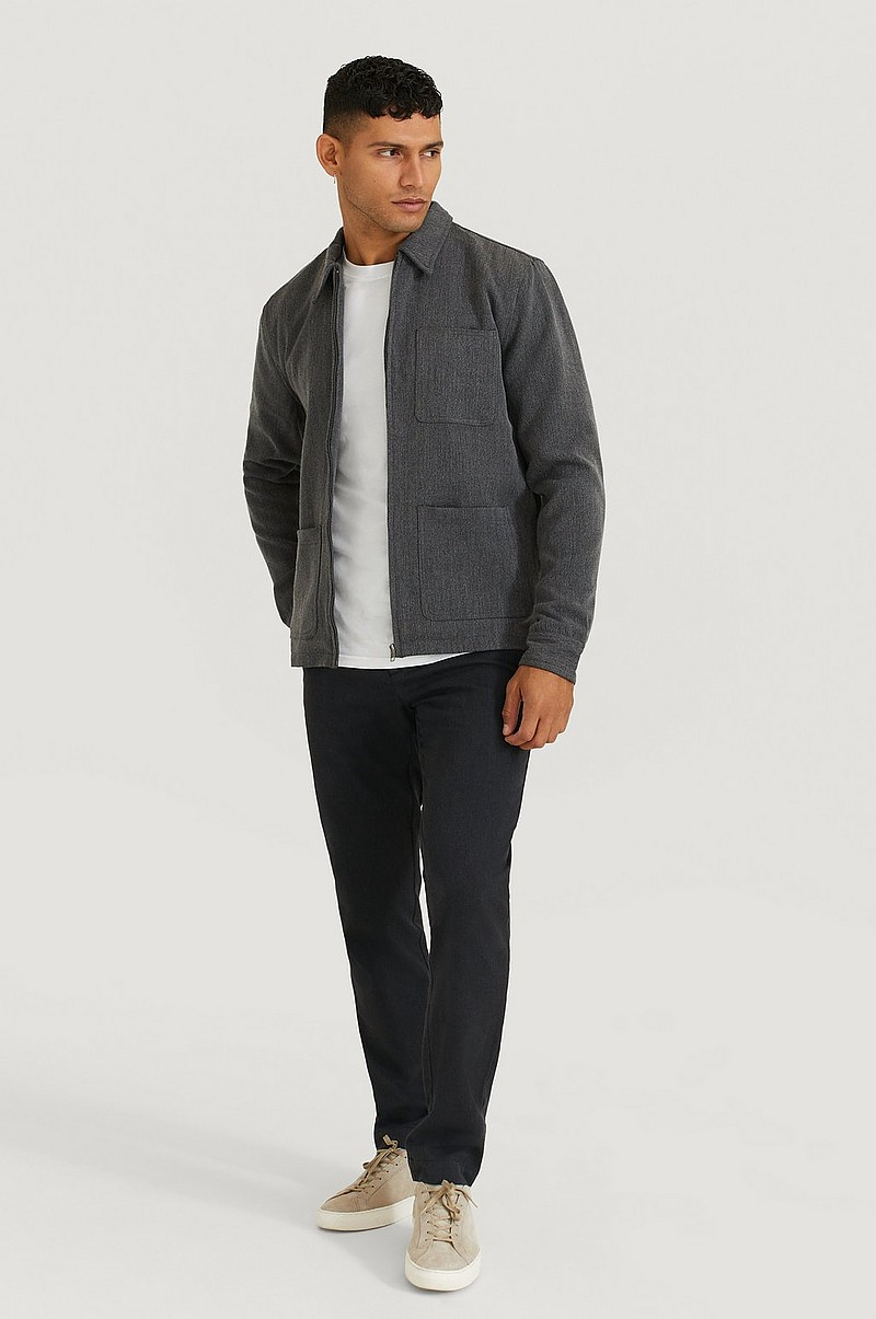 Overshirt Everyday Zip Overshirt