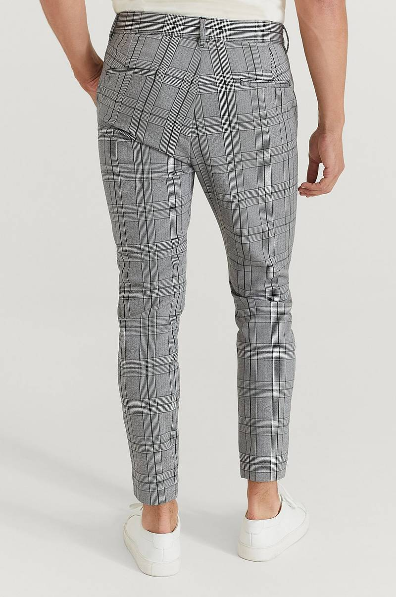 Housut Everyday Trousers Check