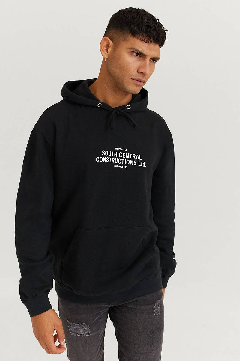 Huppari South Central Hoodie