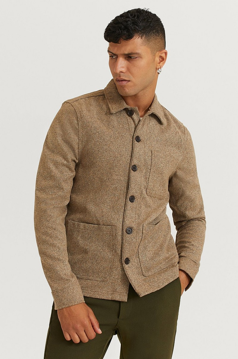 Overshirt Favourite Structure Overshirt